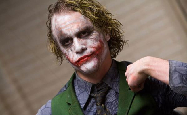 Heath Ledger Was The MAN!