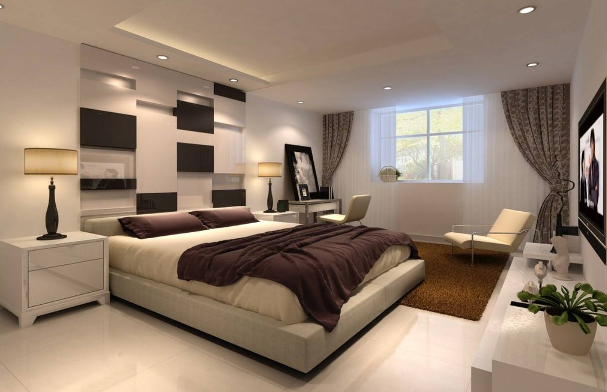 35 Beautiful Bedroom Designs - #18 is Just Amazing !