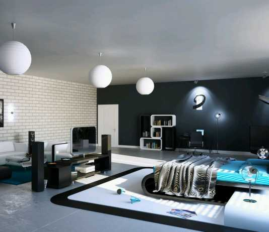 15 Amazing and Undeniable Bedroom Designs 6