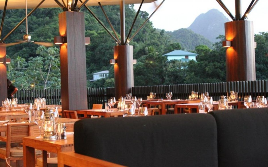 Hotel Chocolat at St. Lucia