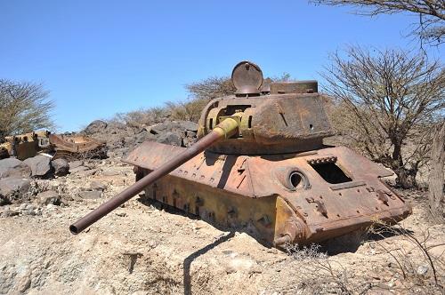 Padded tanks