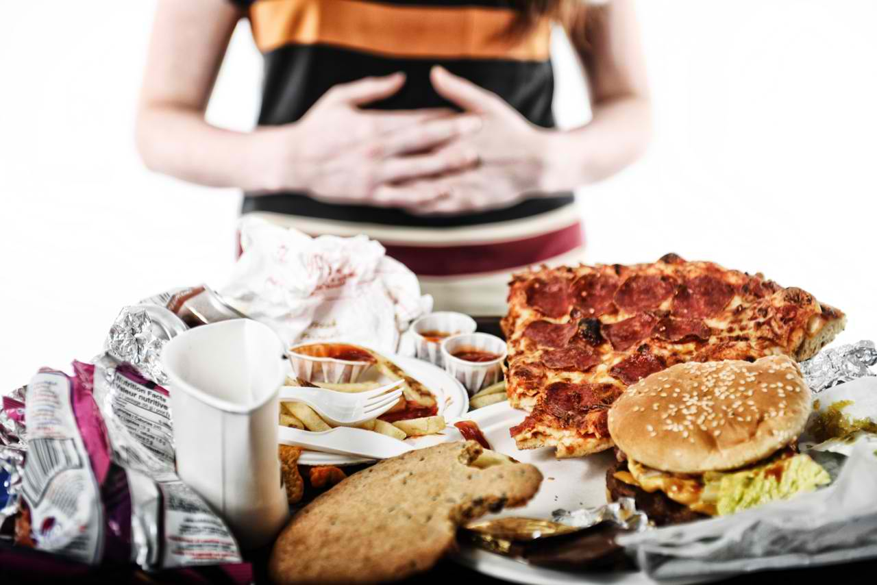 Ever wondered why eating so much in a day makes you feel hungry the next day?