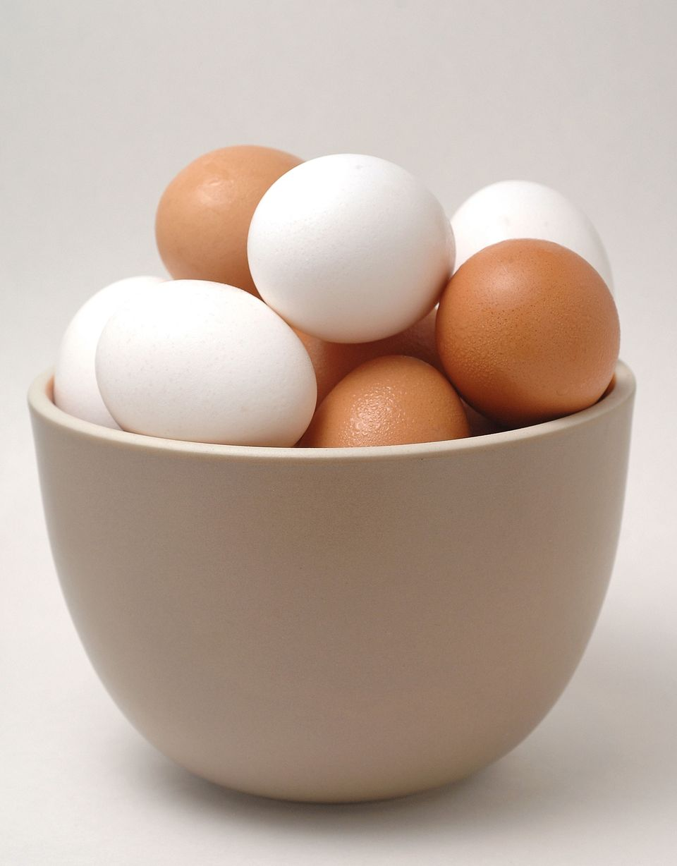 Research has shown that eating eggs during breakfast can get you the energy you need for the rest of the day, minus the extra fats and flabs.