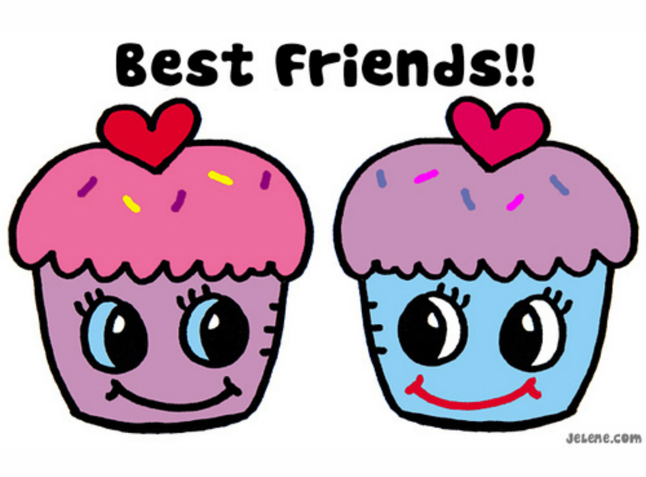 45 Beeps Revealing Best Friends Signs
