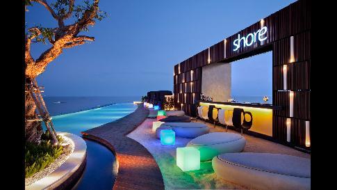 Hilton Pattaya, Thailand