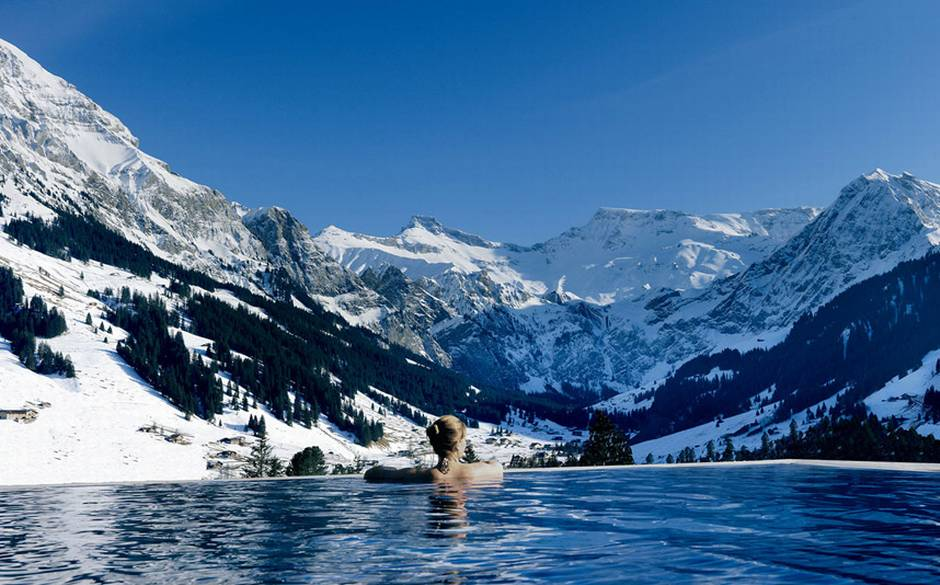 Swiss THe Cambrian Adelboden