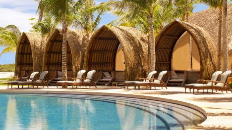 Four Seasons Hotel at Bora-Bora Island