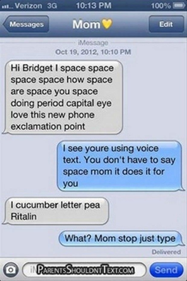 That voice text definitely needs a complete overhaul!