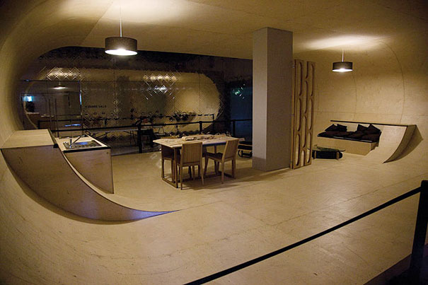 Skate Park Room 1