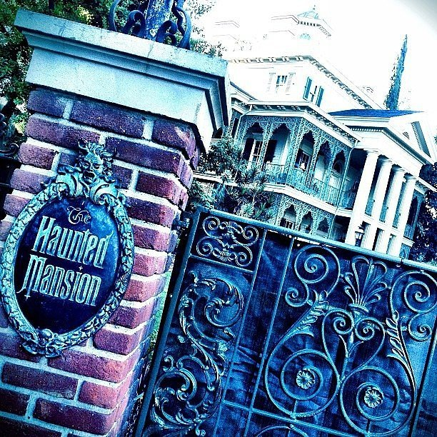 The Haunted Mansion has 999 ghosts in it.