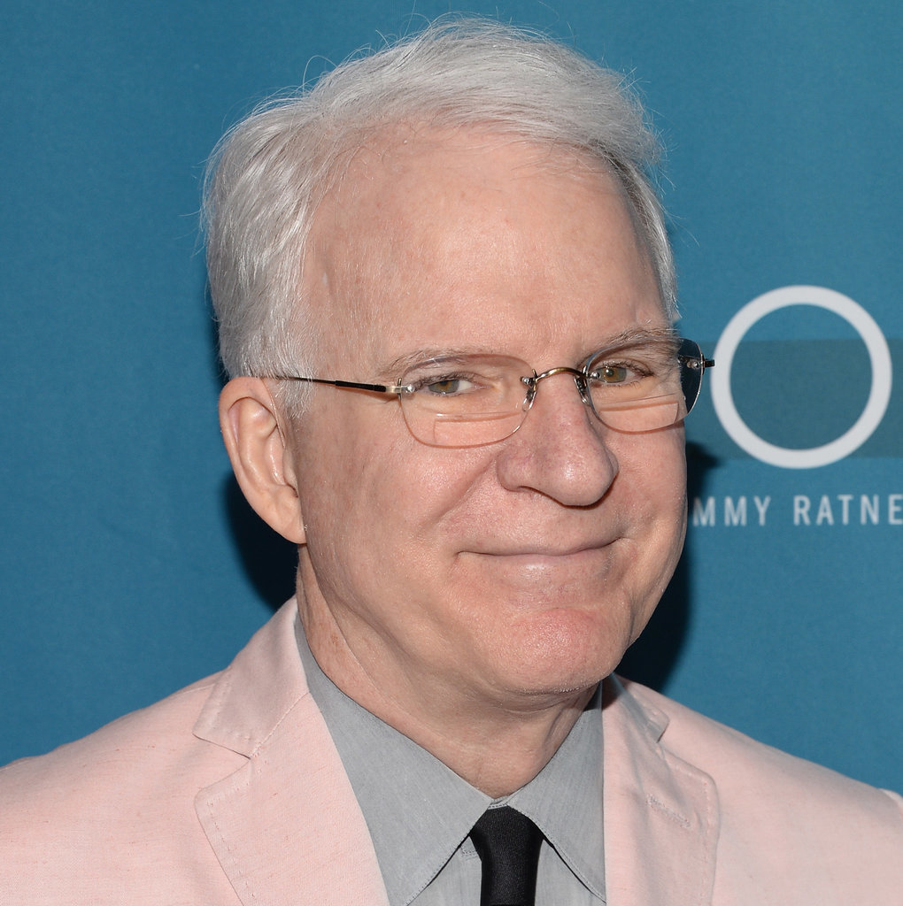 Steve Martin worked at Disneyland in the '50s selling guidebooks and working in the magic shop.