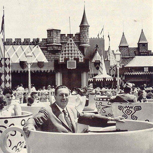Originally, Walt Disney envisioned Disneyland in Burbank, CA - right across the street from Walt Disney Studios.
