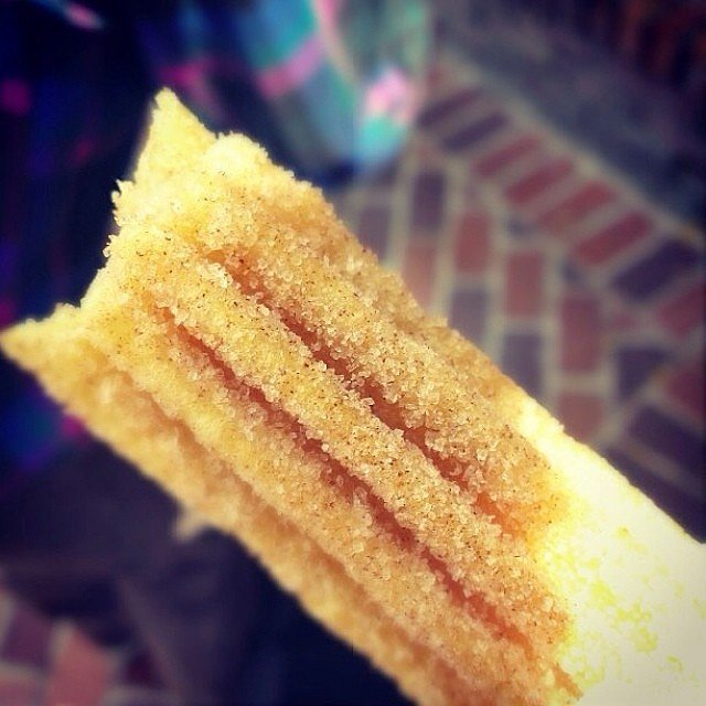 Every year, 2.8 million churros are sold at Disneyland.
