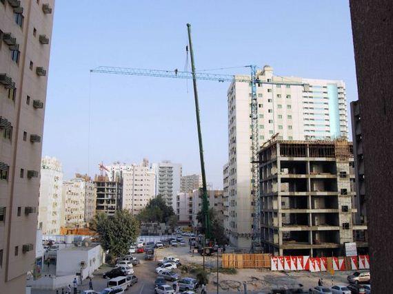 9. Construction daredevil.