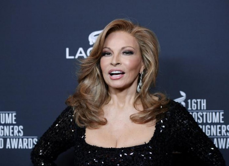 You might mistakenly assume Raquel Welch is in her 40s or even 50s - she's 74.