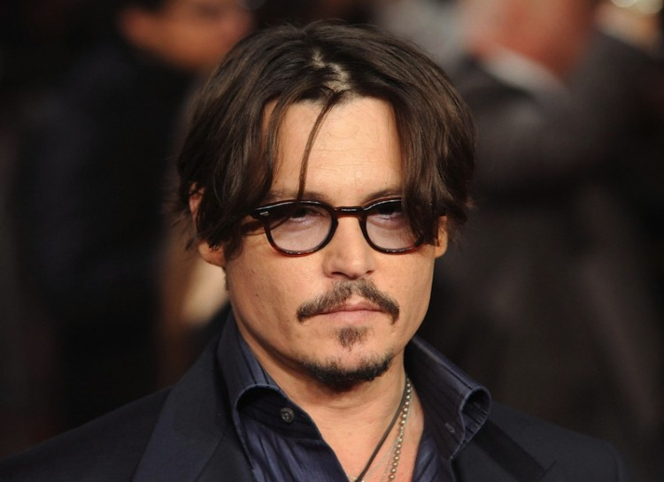 Although he can still easily pull off characters decades younger, Johnny Depp is a shocking 51 years old.