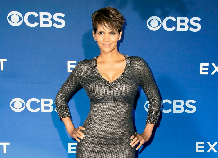 Gorgeous actress Halle Berry has a face that seems to defy time. You'd probably never guess she's 48.