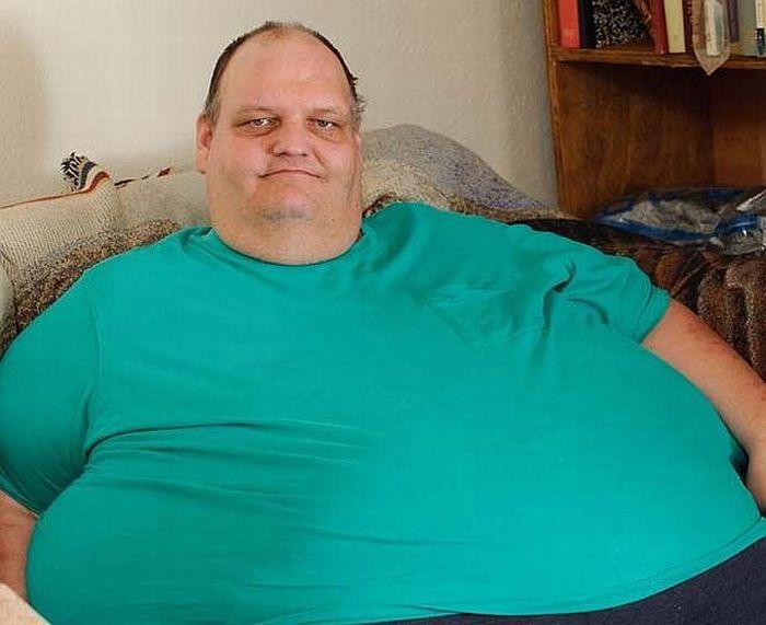 Largest Man