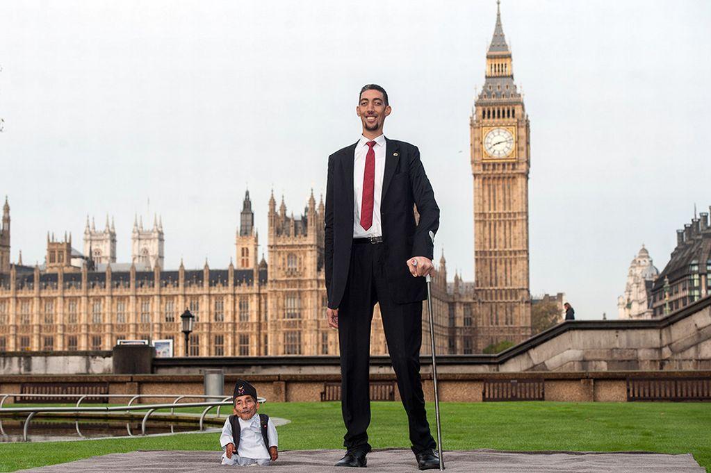 Shortest Man In The World