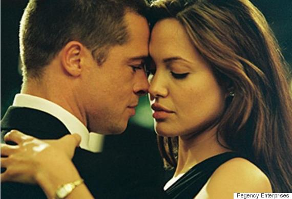 MrMrs Smith 15 Films that Sparked Forbidden Affairs and Burnt Real-Life Marriages