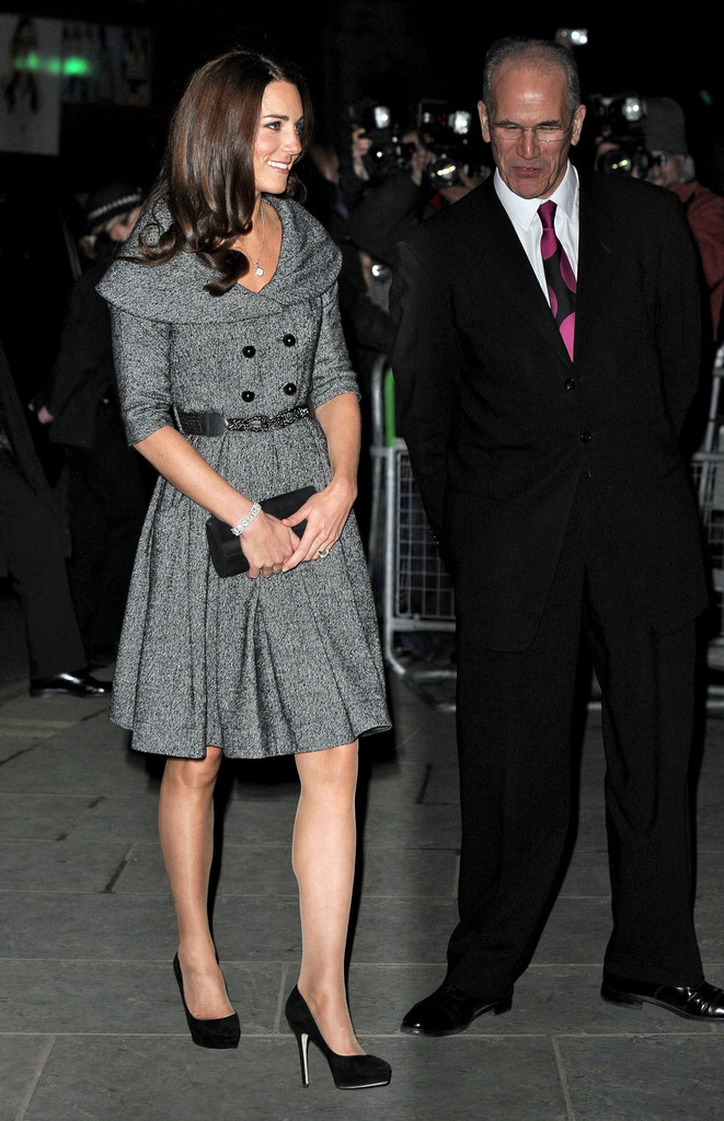 Batch 2- 19 Secrets about Catherine Duchess of Cambridge- She was Given a Pair of Designer Heels in her Honor