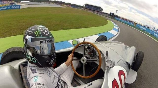 Batch 3- Extreme Selfies Taken By Everyday Individuals- Racing on a Race Track