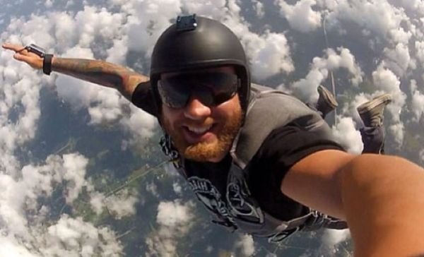 Batch 3- Extreme Selfies Taken By Everyday Individuals- Skydiving from a Plane