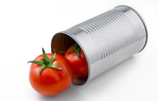 Canned foods - Cancer-causing foods