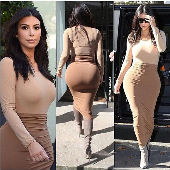 Kim Kardashian 15 Lady Athletes Who Outshine The Kim Kardashian Standard of a Perfect Butt