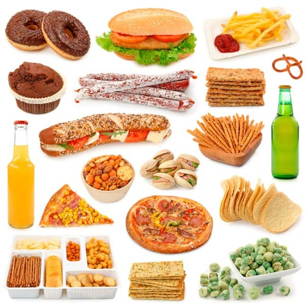 Salty, pickled and smoked foods - Cancer-causing foods