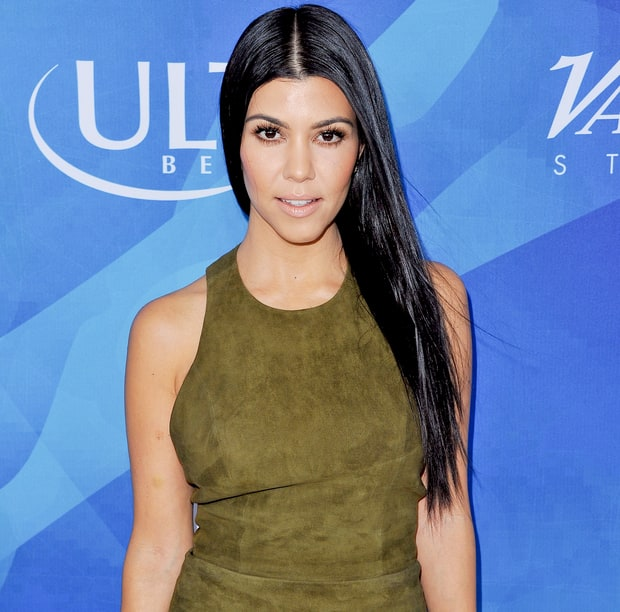 Batch 4- 15 Sizzling Celebrity Mothers Who Can Still Rock It- Kourtney Kardashian