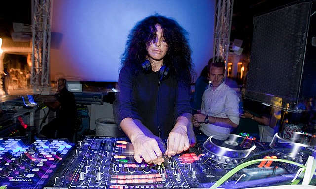 Batch 4- 10 Female DJs Who Can Move Your Feet- Nicole Moudaber