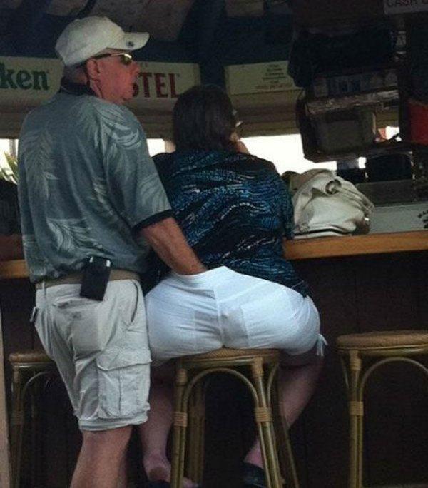 couple has sex on the beach