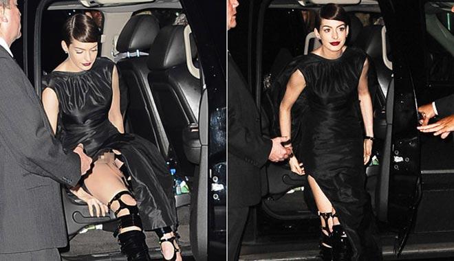 Wardrobe Malfunctions Hathaway 16 Unforgettabl...