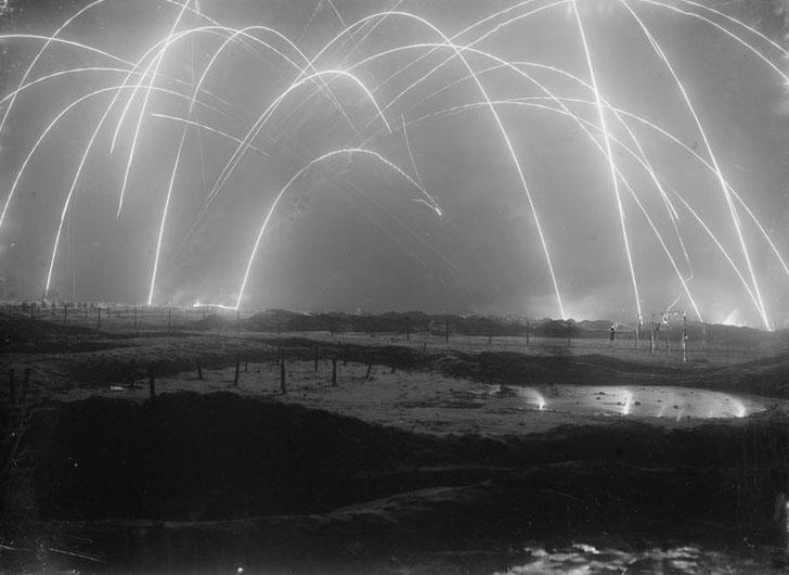 10. Military Fireworks