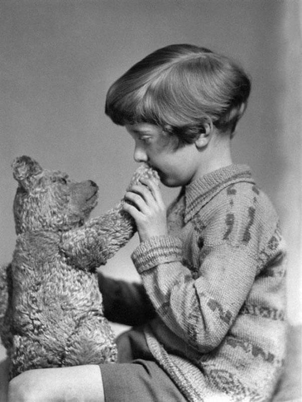 19. Winnie-the-Pooh