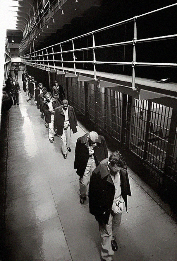 20. Escape from Alcatraz