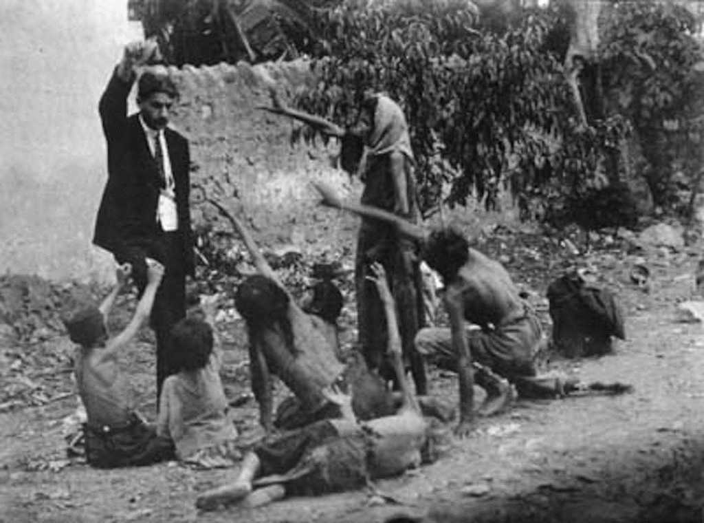 5. Armenian Holocaust