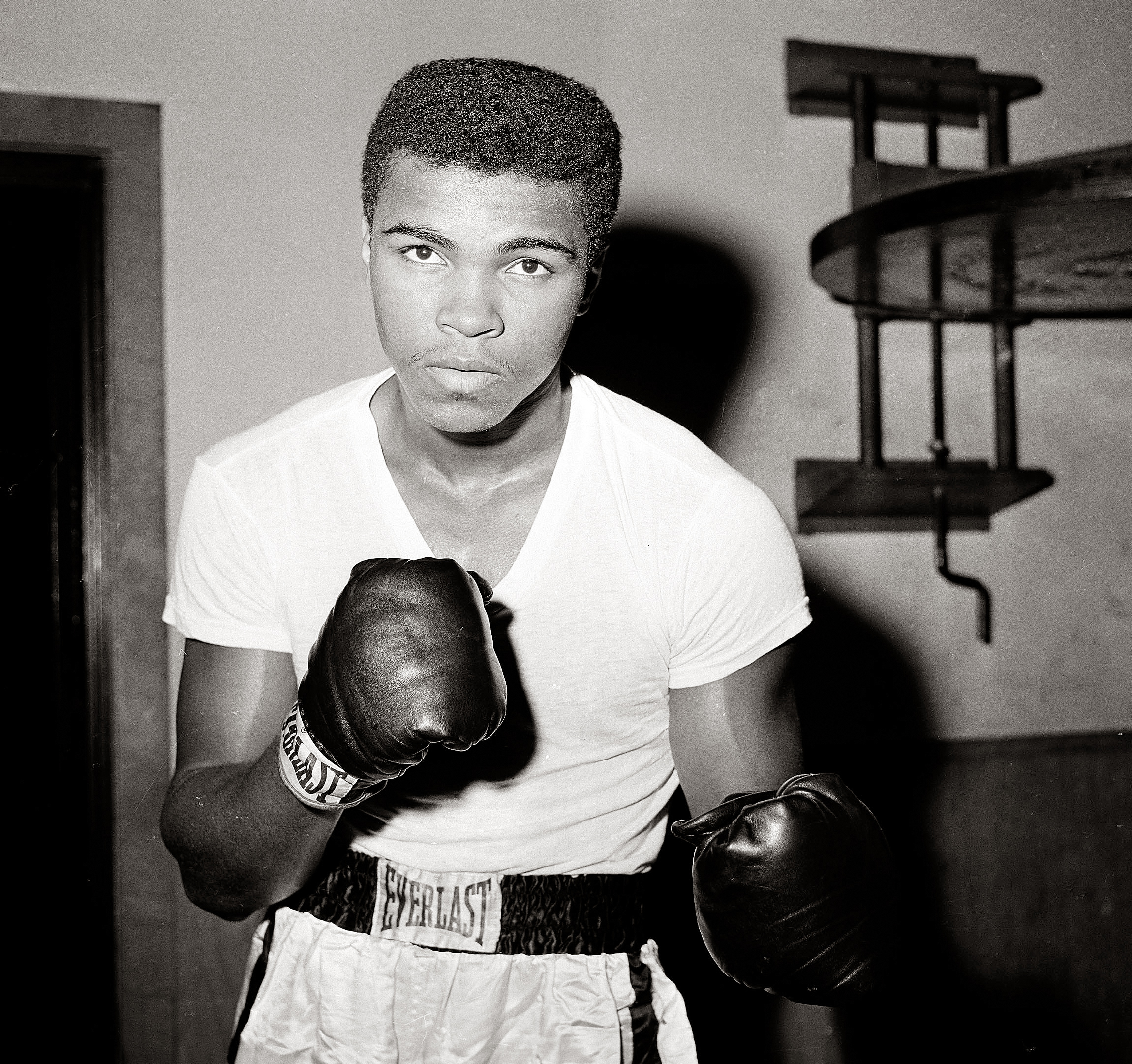 A Young Mohammad Ali