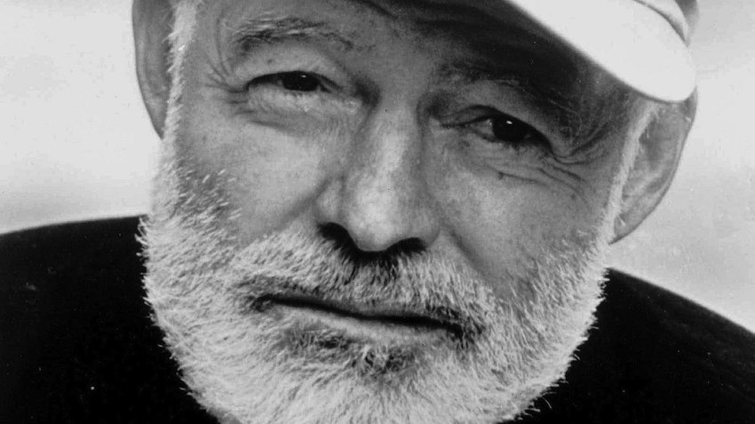 Ernest Hemingway Last Words