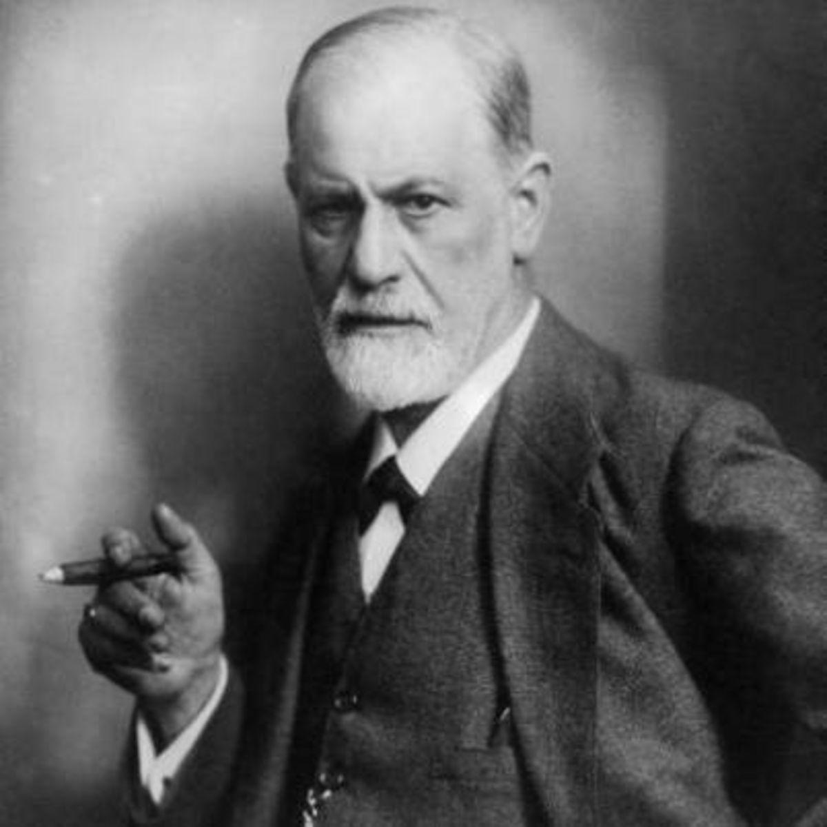 Sigmund Freud Last Words