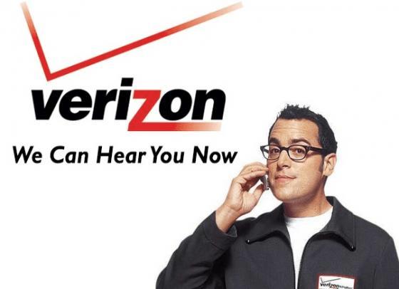 Verizon Spokesmodel Paul Marcarelli