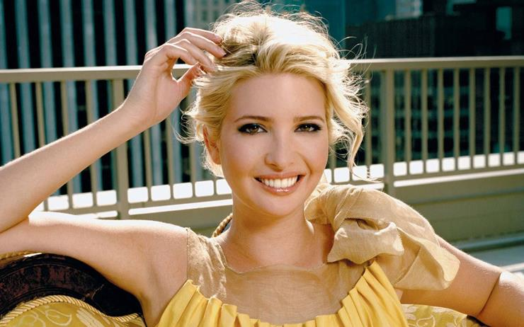Ivanka Trump Author