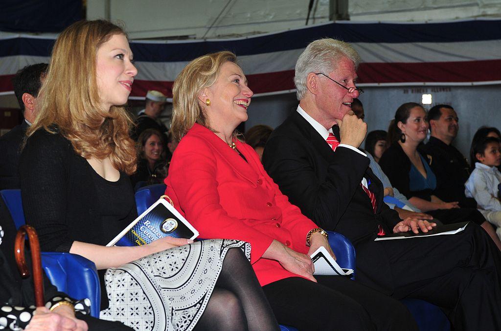Ivanka Trump Clinton