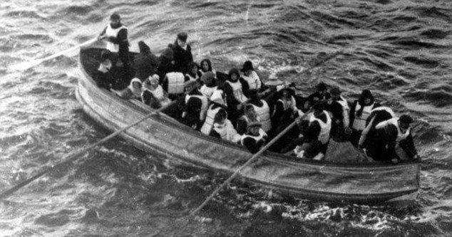 Rescued from the Titanic