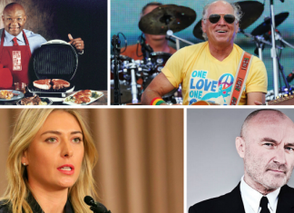 Shocking Celebrity Net Worth
