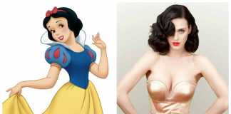 Snow White - Katy Perry
