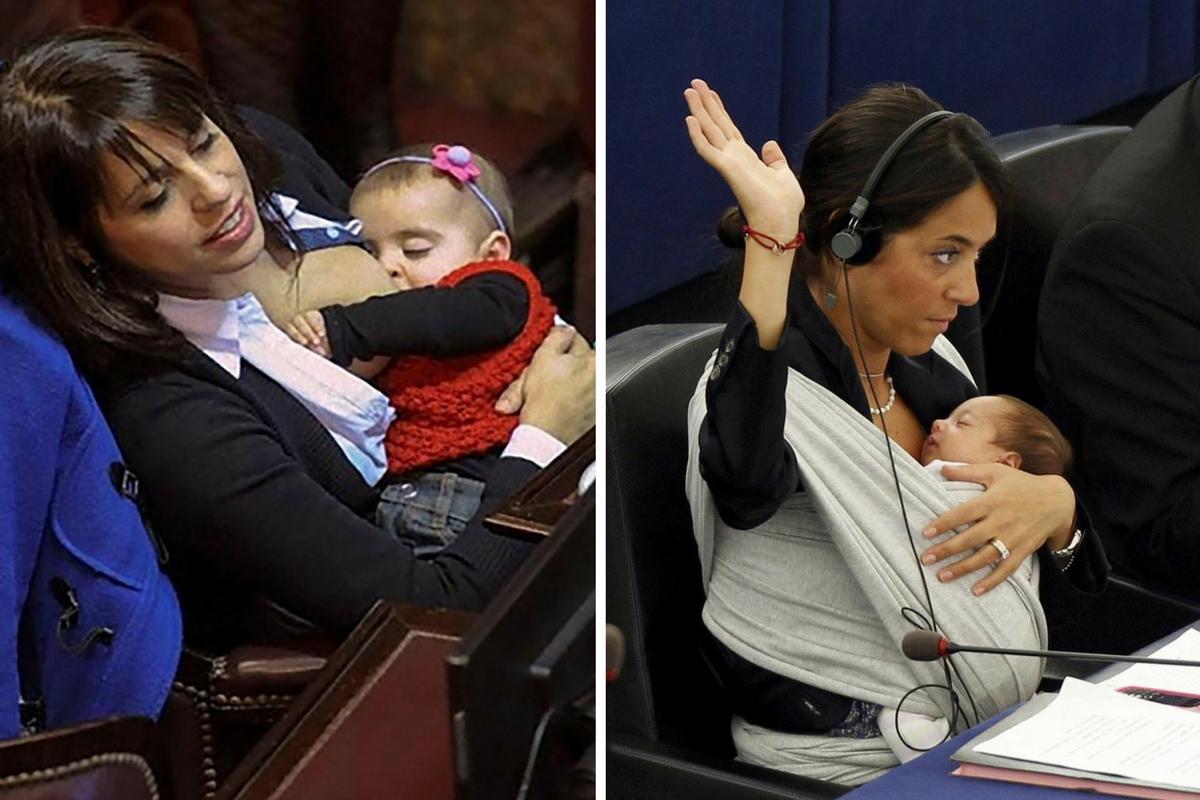 nursing in politics