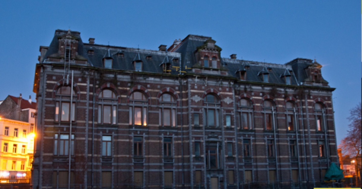 renaissance style building