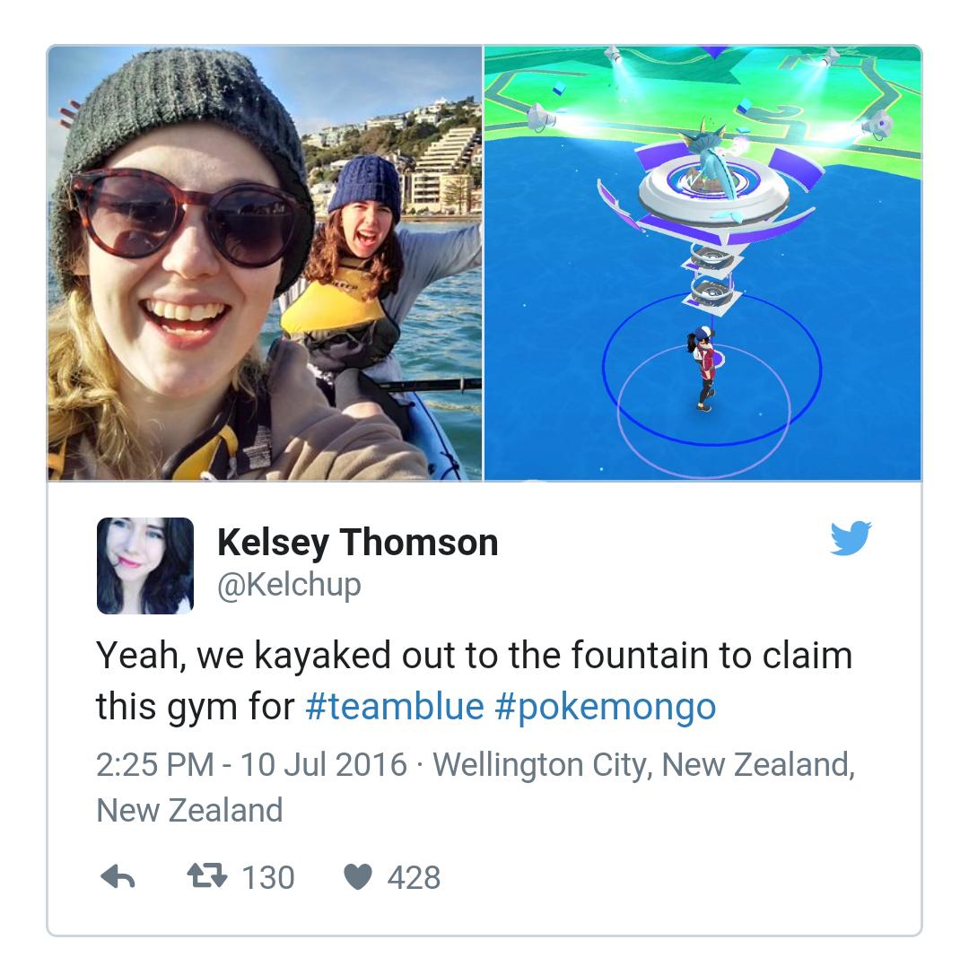 water pokemon gym